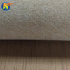 nonwoven PU microfiber synthetic leather for sandle leisure shoes