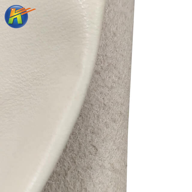 pu synthetic leather suede microfibre material for shoes sport shoes material