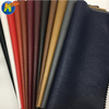 high quality microfiber synthetic upholstery fabrics leather for automobile