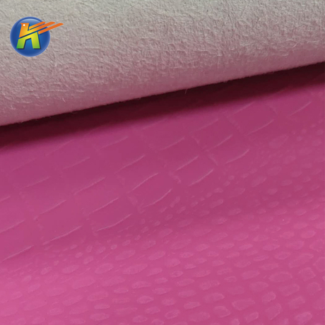 Factory direct selling super-fiber imitation leather fabric