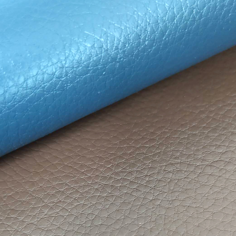 Factory direct sale microfiber vegan leather for shoes material